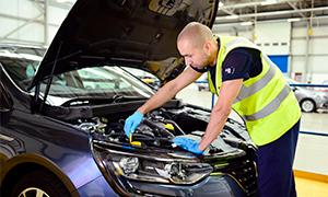 CAT UK - Automotive logistics